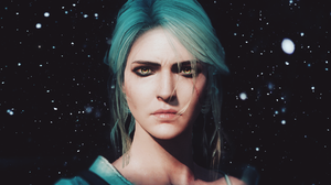 Ciri The Witcher The Witcher 3 Wild Hunt 1920x1080 wallpaper