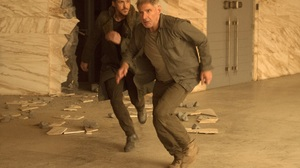 Ryan Gosling Harrison Ford Officer K Blade Runner 2049 Rick Deckard 3000x2386 wallpaper