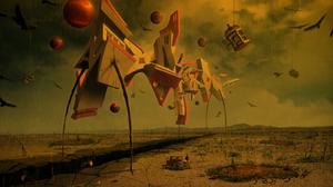 Artistic Surreal 1600x1200 wallpaper