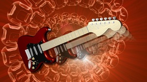 Guitar Instrument 3000x1688 Wallpaper