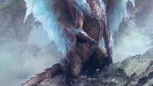 Mazert Young Artwork Dragon Creature Fantasy Art 1920x2685 Wallpaper