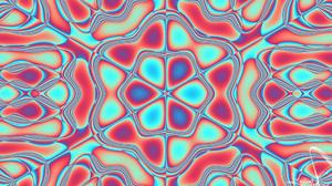 Artistic Digital Art Colors Pattern 1920x1080 Wallpaper