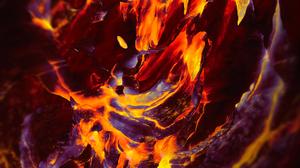 Abstract Orange 3840x2160 wallpaper