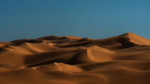Desert Sunlight Nature Dunes 1920x1080 Wallpaper