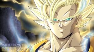 Goku 5555x3124 wallpaper