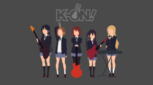 Anime K ON 1920x1080 wallpaper