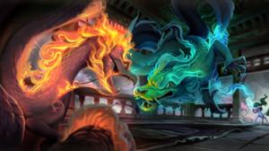Dragon My Little Pony 2108x1072 Wallpaper
