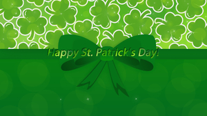 Clover Green St Patrick 039 S Day 1920x1200 Wallpaper