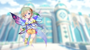 Elf Fairy Kori Teria Saga Smile Teria Saga 2000x1329 Wallpaper