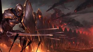 Battle 2560x1280 Wallpaper
