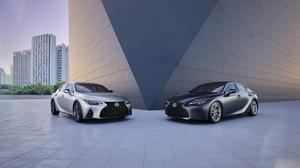 Black Car Car Lexus Lexus Is Luxury Car Silver Car 7200x4050 Wallpaper