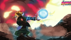 Boruto Uzumaki Rasengan Naruto 2935x1562 Wallpaper
