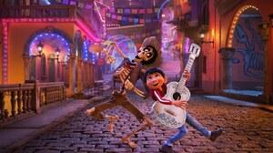 Coco Movie Hector Coco Miguel Rivera 4096x2304 wallpaper