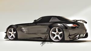 Mercedes Sport Car 2560x1440 Wallpaper