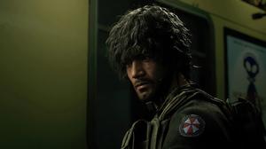 Resident Evil Resident Evil 3 Carlos Oliveira 3840x2160 wallpaper