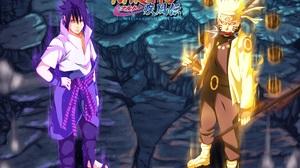 Sasuke Uchiha Naruto Uzumaki 3620x2730 wallpaper