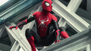 Spider Man Digital Art Fan Art Artwork Digital Painting Comic Art Marvel Comics Marvel Super Heroes 3840x2560 Wallpaper