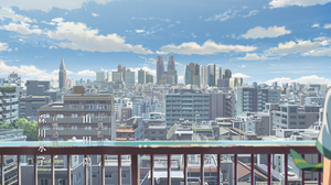 Kimi No Na Wa 1920x1080 Wallpaper