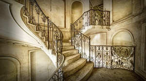 House Interior Stairs 2990x1668 Wallpaper