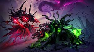 Alarak Starcraft Gul 039 Dan World Of Warcraft 1920x1200 Wallpaper