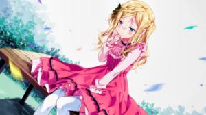 Anime EroManga Sensei 2560x1440 Wallpaper