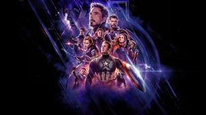 Ant Man Avengers Avengers Endgame Black Widow Brie Larson Bruce Banner Captain America Captain Marve 2667x1500 Wallpaper