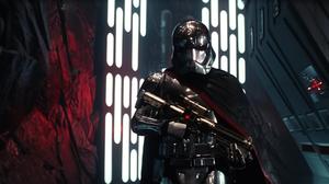 Captain Phasma Star Wars Star Wars Episode Vii The Force Awakens 4096x1716 Wallpaper