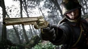 Battlefield 1 Soldier Weapon 2560x1440 Wallpaper