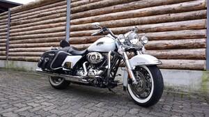 Bike Harley Davidson Road King Motorcycle 1920x1080 Wallpaper