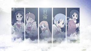 Anime Nichij 1680x1050 Wallpaper