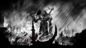 Darksiders 1807x1080 Wallpaper