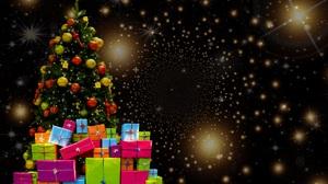Christmas Christmas Ornaments Christmas Tree Gift 3543x2362 Wallpaper