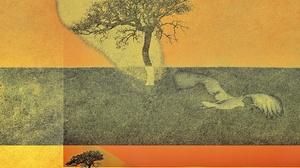 Artistic Tree 1957x1442 Wallpaper