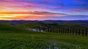 Sunset Italy 2048x1367 wallpaper