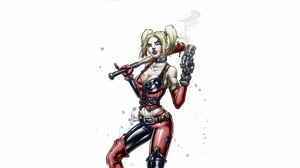 Comics Harley Quinn 2300x1293 Wallpaper