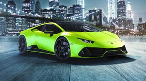 Lamborghini Huracan Lamborghini Car Green Car Sport Car Supercar 3374x2250 Wallpaper