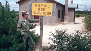 North Korea South Korea Korean War Military Military Uniform US Army Military Base Border 4856x3236 Wallpaper