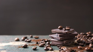 Chocolate Coffee Beans Sweets 4752x3168 Wallpaper