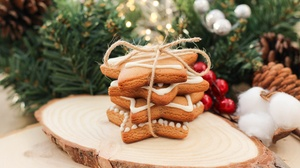 Christmas Christmas Ornaments Cookie 5184x3456 wallpaper