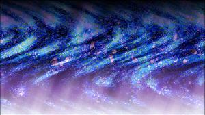 Abstract Trippy Digital Art 2560x1440 Wallpaper