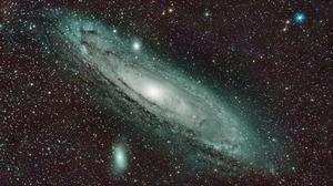 Galaxy Space Stars 1920x1200 wallpaper
