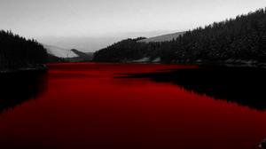 Dark Blood 1280x1024 wallpaper