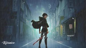 Shingeki No Kyojin Anime Boys 1920x1080 Wallpaper