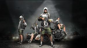 Playerunknown 039 S Battlegrounds 3840x2160 Wallpaper