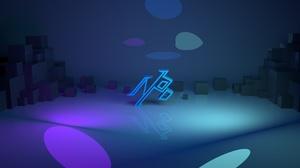 Nipo Logo Music 2560x1440 wallpaper