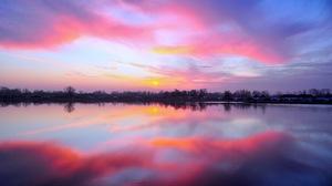 Photography Nature Landscape Lake 4288x2848 Wallpaper