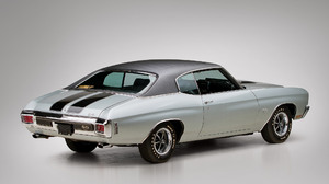 Coupe Muscle Car Fastback Silver Car Car 2048x1536 Wallpaper