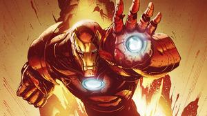 Iron Man Marvel Comics 1920x1226 Wallpaper