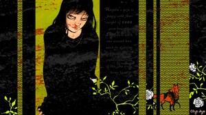 Dark Women 2560x1440 Wallpaper
