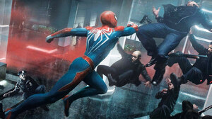 Marvel Comics Spider Man Spider Man Ps4 Video Game 3840x2160 Wallpaper